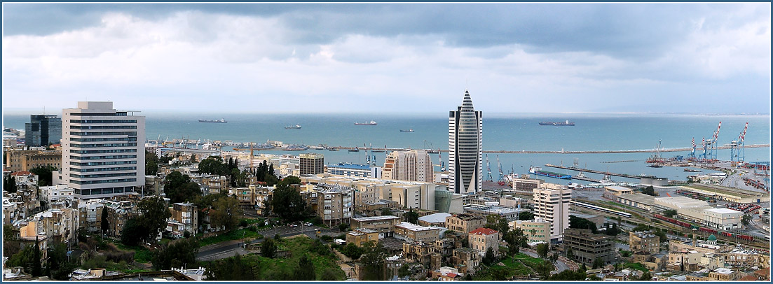 Haifa Israel  City pictures : City of Haifa, Israel